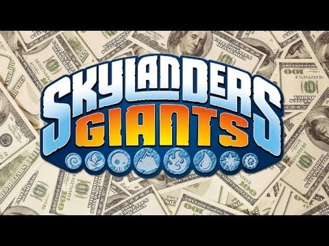 Skylanders Giants - How to make money/coins quickly