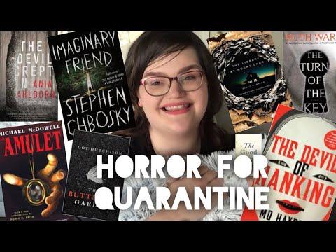 Horror Recommendations for Quarantine! 2020