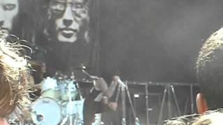 Escape The Fate-Gorgeous Nightmare @Sonisphere