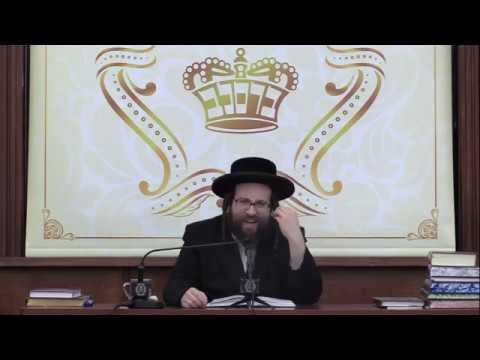 ר' יואל ראטה - סדר נאכט - ה' מצורע תשע''ט לאברכים - R' Yoel Roth