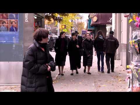 Orthodox Jewish neighborhood of Brooklyn