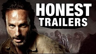 Honest Trailers - The Walking Dead