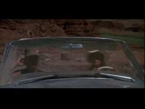 THELMA & LOUISE - BETTER NOT LOOK DOWN