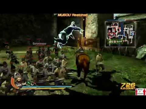 Dynasty Warriors 8 Wei Campaign Extra Battle - Battle of Puyang