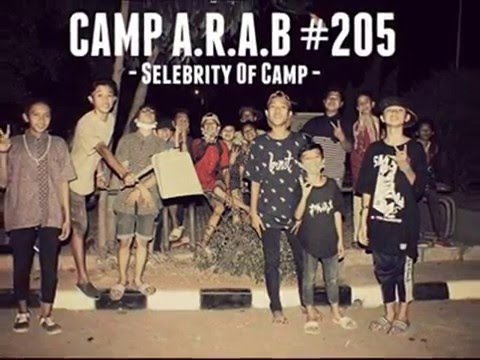 Camp ARAB205   (Rawa Azan Lagi Galau)