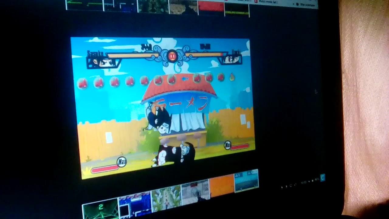 Itachi Gameplay Vs Sasuke