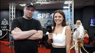 """Гарик Харламов на SPF: """"Анжи"""", Фил Айви и успехи в покере"""