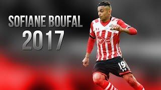 sofiane boufal best goals skills southampton fc 2017