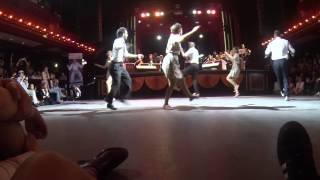 Barcelona Swing Machines Apolo Frankie 2015 - Every Tub