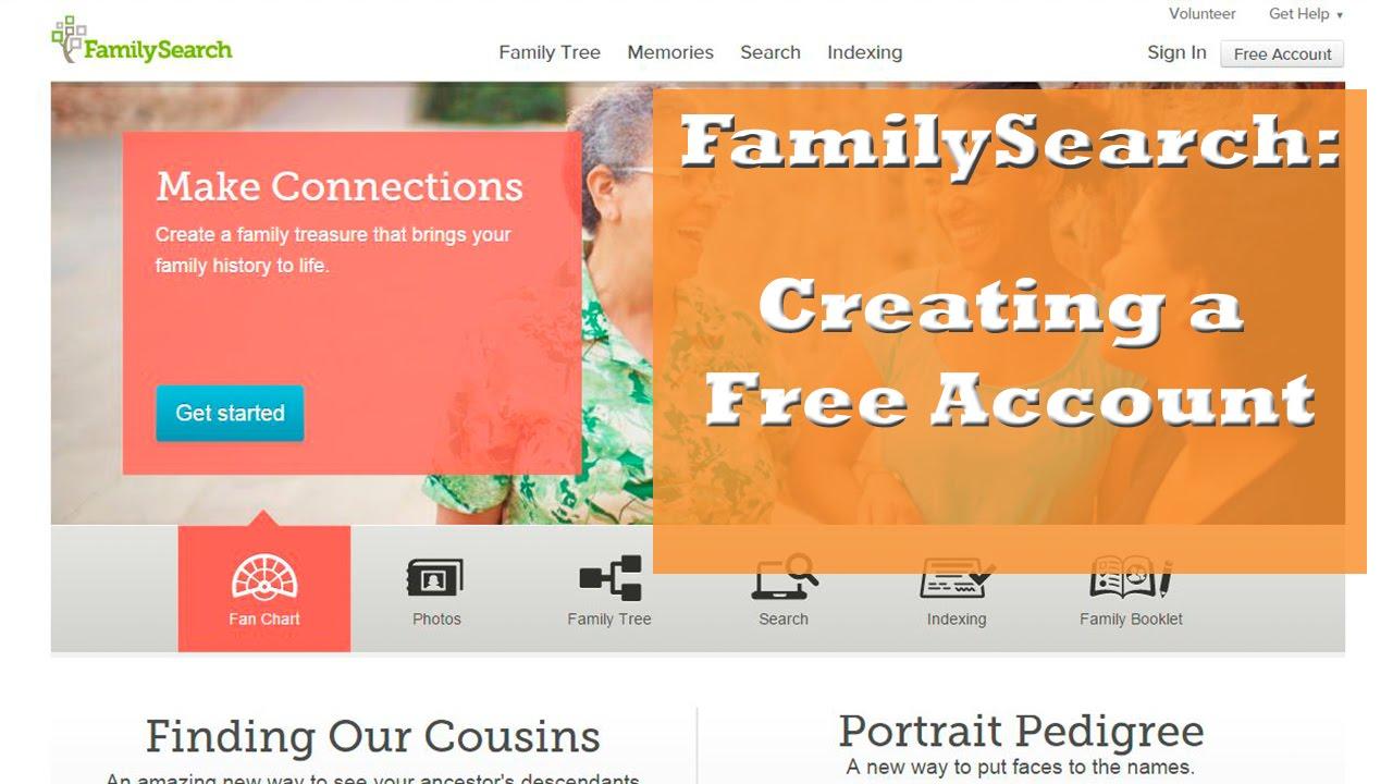 how to create family account hilton