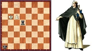 A Brilliant Chess Puzzle By A Spanish Catholic Priest