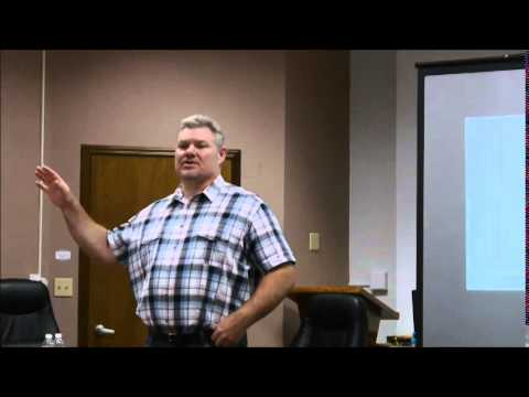 Pt. 2: West Hixton Frac Sand Mine Reclamation Informational Hearing