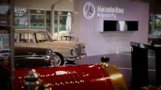 S-Class Legacy -- Mercedes-Benz At The Pebble Beach Concours D'Elegance