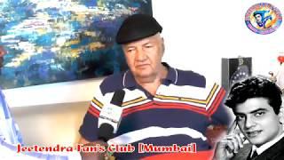 Prem Chopra Talks About JFCM