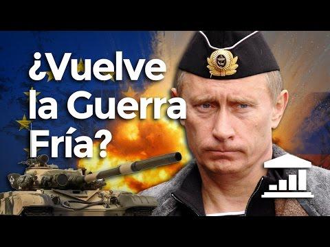¿Amenaza RUSIA con una nueva GUERRA FRÍA? - VisualPolitik