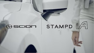 Stampd: The Scion iA Meets Contemporary and Iconic Styling (Scion)