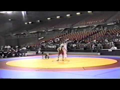 1994 World Cup: 48 kg Paul Ragusa (CAN) vs. Yutaka Saeki (JPN)