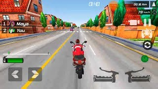 Racing Bike Moto Fever 2018 Android Gameplay