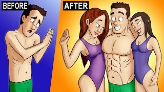 5 Most Attractive Muscles That Women CAN'T RESIST!