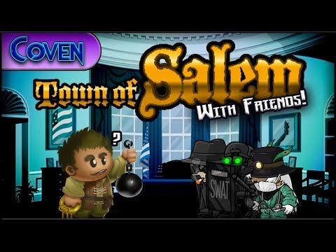 Town of Salem (With Friends!)| MAKING EXECUTIVE ORDERS! w/ Wahooz & TwoPercentSkimm