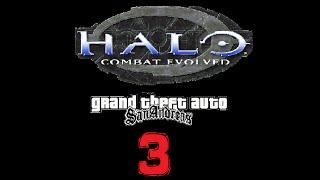 Halo CE GTA san andreas- Loquendo Capítulo 3: El Cartógrafo Silencioso