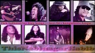 Bangla Full Album..{{{Best Of 8}}}..Mixed Band Songs