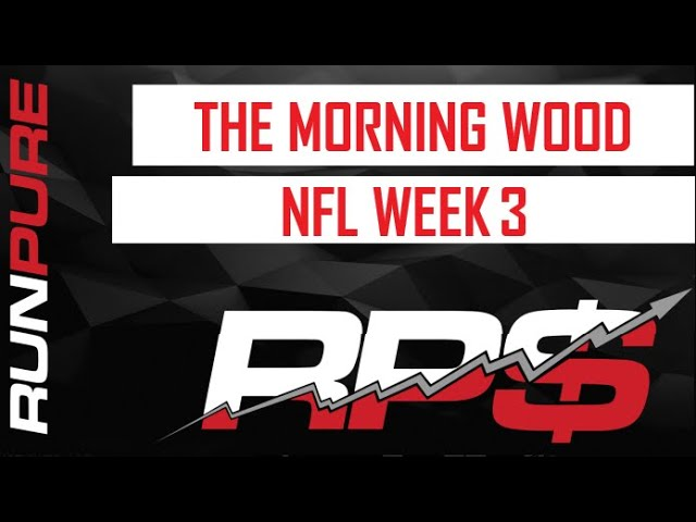 THE MORNING WOOD w/ HOOP, BIGT and MANGONE!
