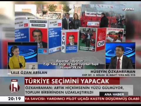 Hüseyin Özkahraman Halk Tv Ana Haber...