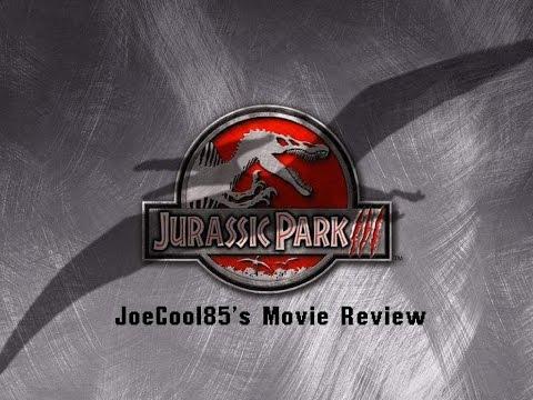 Jurassic Park III (2001): Joseph A. Sobora's Movie Review