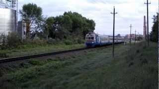 Дизель-поезд Д1 сообщением Коломыя-Ивано-Франковск.avi(, 2012-05-29T10:05:13.000Z)