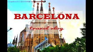 BARCELONA TRAVEL VLOG 2020