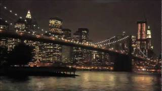 Paul Van Dyk feat. Ashley Tomberlin - New York City ( Super 8 & Tab Remix ) ( Lyrics & Video HD )