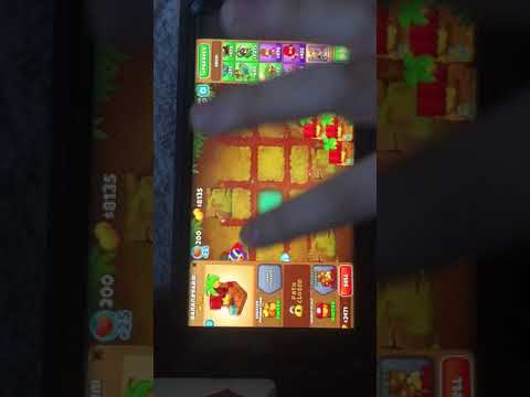 Download Btd6 Crazy Hand Cramping Druid Bank Cash Farm With Double