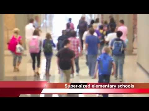 East Brainerd Elementary School the start of huge schools in Chattanooga