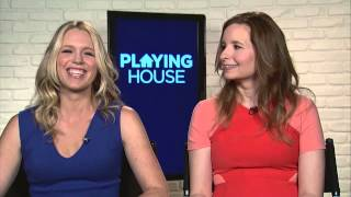 Interview: Jessica St. Clair and Lennon Parham (Playing House)