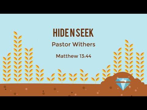 Hide N Seek (9/26/2021)