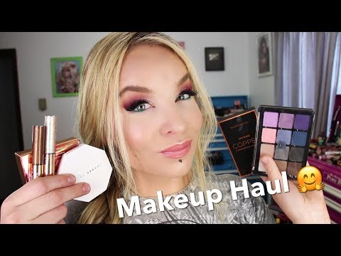 Makeup Haul : Fenty Beauty, Viseart, Bare Minerals, Maybelline, Covergirl, It Cosmetics