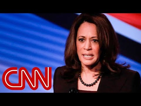 CNN: Kamala Harris: I'll give Congress 100 days to pass gun laws