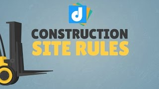 10 Construction Site Safety Rules