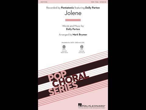 Jolene (SSA) - Arranged by Mark Brymer
