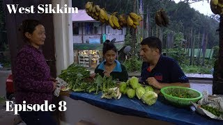 Pelling to Yuksom | West Sikkim Travel & Food journey | Episode 8
