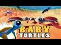 Feed and Grow Fish - NEW BABY SEA TURTLE ARMY SWARMS OCEAN, GIANT TURTLES & NEW FISH! - Gameplay