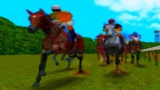 Gallop Racer Game Review (PS1)