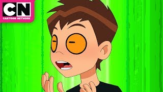 Ben 10 | Cadobbit Monster | Cartoon Network