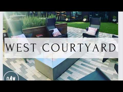 NOVEL O4W: West Courtyard Virtual Tour