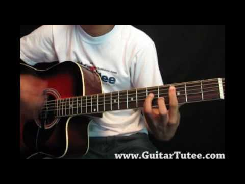 Sum 41 - Over My Head, by www.GuitarTutee.com