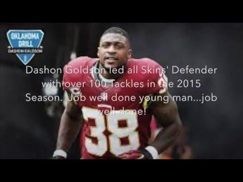 Congrats Dashon Goldson