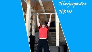 Stuntwerk Köln Ninja Warrior Training Teil 1