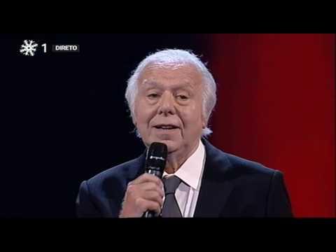 Carlos do Carmo - Lisboa Menina e Moça | Gala | The Voice Portugal