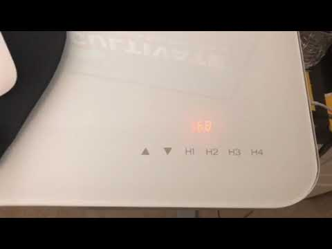 Review Tresanti Adjustable Height Desk Costco Standing